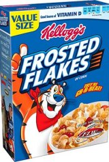 Frosted Flakes is among cereals running low on ingredients.