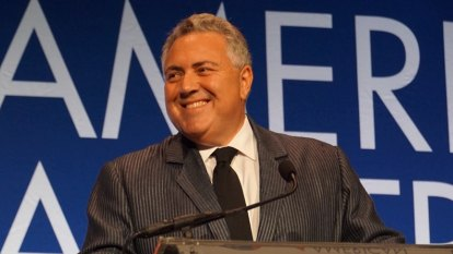 'Americans need to chill': Joe Hockey on what the US can learn from Australia