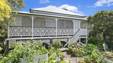 A stunning renovated Queenslander in East Brisbane