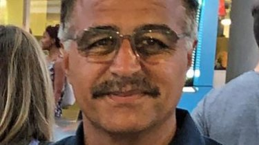 The search for 60-year-old Mehidi Saberian has concluded after a body was found.