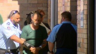 Child rapist Anthony Sampieri apologised in court.