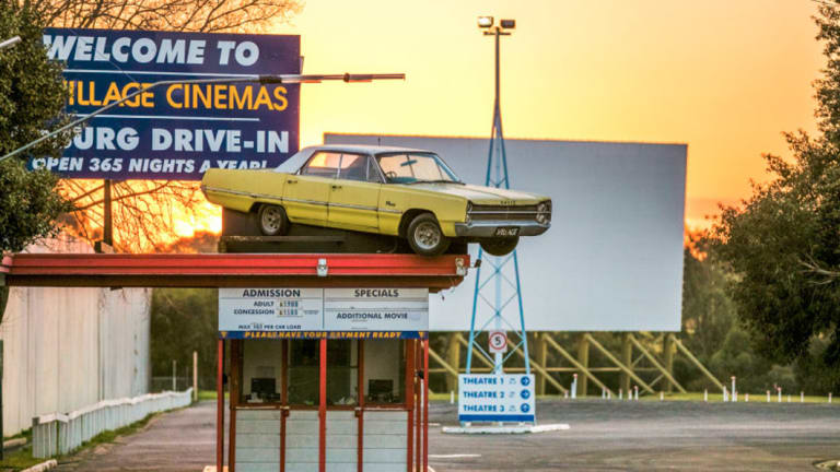 The Coburg drive-in has been a fixture in Melbourne's north since 1965.