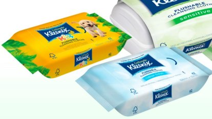Controversial Kleenex wipes can be sold as 'flushable', court rules