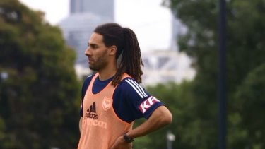 The extended break may mean Ryan Shotton can be brought into the team for Melbourne Victory.