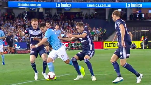 Video Assistant Referee here to stay, says head of A-League