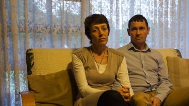 Jon and Meryn O'Brien, whose son Jack died aboard MH17