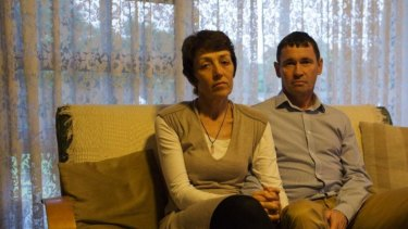 Jon and Meryn O'Brien, whose son Jack died aboard MH17
