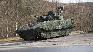 An AJAX prototype, travelling downhill.