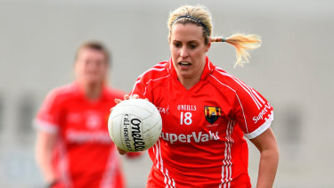 Brid Stack, an 11-time All-Ireland winner with Cork, has joined the GWS Giants.