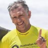 Fanning's emotional advice to Urunga surfer who survived shark attack