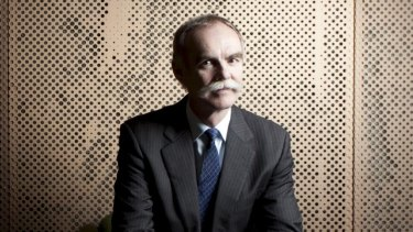 AustralianSuper chief executive Ian Silk has been a staunch defender of industry super's practices.