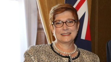 Foreign Minister Marise Payne will also meet her British counterpart Jeremy Hunt in London.