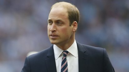 Prince William speaks out against Super League plan