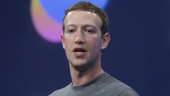 Mark Zuckerberg retains his iron grip on the company he founded.