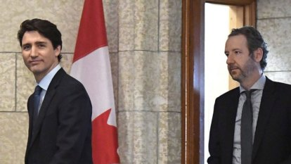 Trudeau and ex-aide try to return to 'sunny ways'. Is it too late?