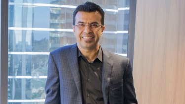 Altium chief executive Aram Mirkazemi has has led the company through a strong growth period.