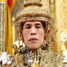 Why are there protests against Thailand's king?