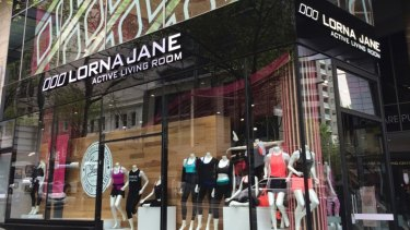 Former Lorna Jane employee Amy Robinson is suing the company over alleged bullying.