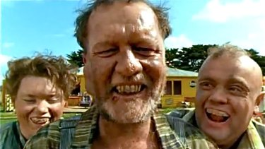 Body Melt has an all-star Australian cast.