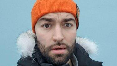 Former Vice employee Slava Pustuk.