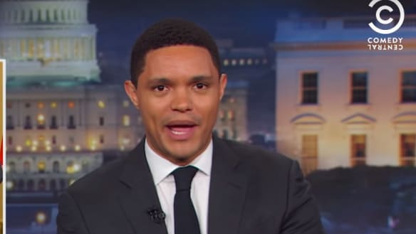 Trevor Noah jokes Africa won the World Cup, making French ambassador unhappy