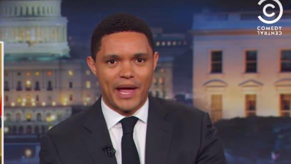 Trevor Noah jokes Africa won the World Cup, making French ambassador unhappy