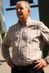 Former MCC boss Stephen Gough.