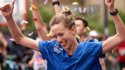 Guinness denies nurse fastest run title as she didn't wear a dress