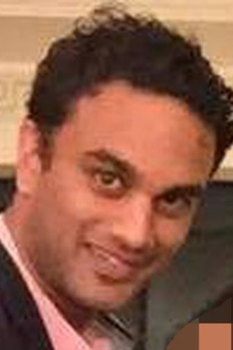 Lawyer Dev Menon has been charged over the alleged ATO fraud.