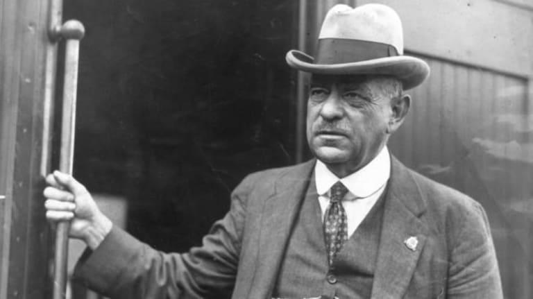 Australian commander in World War I, General Sir John Monash.
