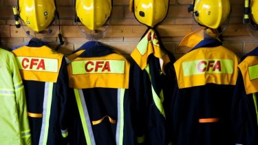 """A CFA spokeswoman conceded there had been historical issues in the CFA """"that had not been dealt with effectively""""."""