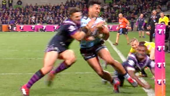 Slater should be cleared - not for a fairytale but because it's right