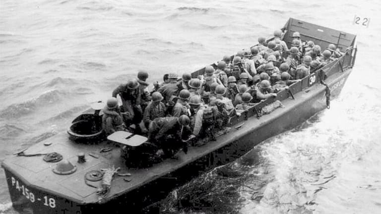 The landing craft, vehicle, personnel (LCVP) or Higgins boat helped land Allied troops on islands in the Pacific as well as on beaches in Normandy.