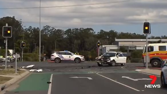 Motorcyclist dies after collision north of Brisbane