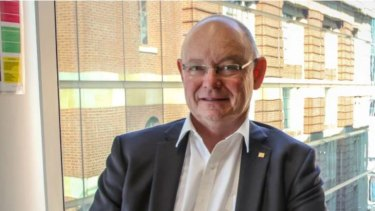 WA Planning Commission chairman David Caddy