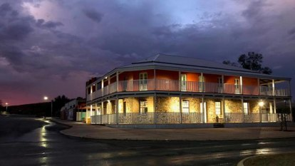 From watering hole to community hub: WA pub gets new lease on life