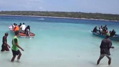 Vietnamese headed to Australia by boat intercepted in Timor-Leste