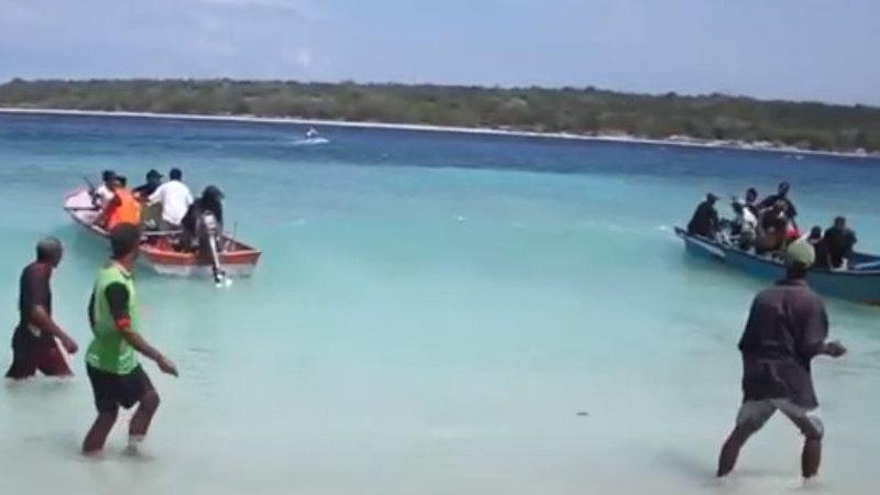 Image Vietnamese headed to Australia by boat intercepted in Timor-Leste