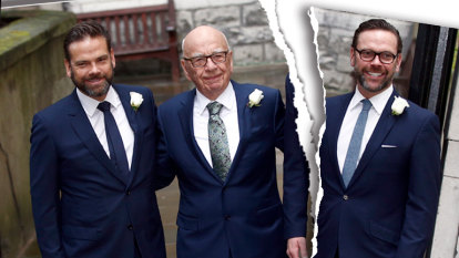 James Murdoch shows News Corp climate criticism goes to top of family tree