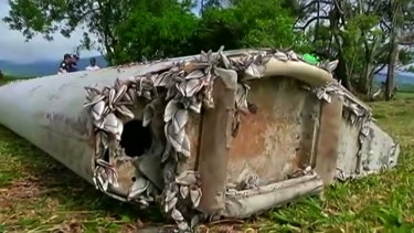 Possible MH370 debris. American investigators concluded that a large object that washed up in July 2015 on the shore of Reunion, a French island in the Indian Ocean, came from a Boeing 777, making it likely that it was debris from MH370.