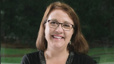 EDVOS executive director Jenny Jackson.
