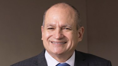 Chief executive Bob Johnston has outlined a focus on industrial property.