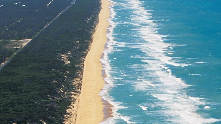 Stunning Golden Beach had obvious allure for buyers who purchased blocks in the 1950s and 60s.
