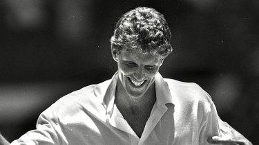 Former South African fast bowler Fanie De Villiers.