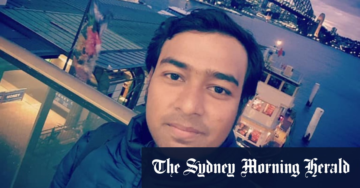 UberEats rider killed in Sydney's south identified as Bangladeshi student Bijoy Paul – Sydney Morning Herald