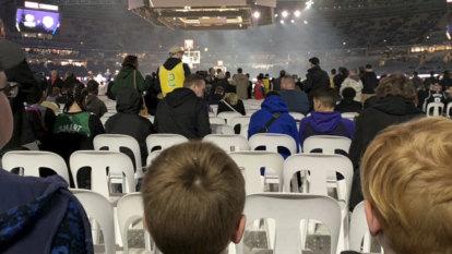 'Rip off': Hundreds of basketball fans seek refunds over Marvel seating