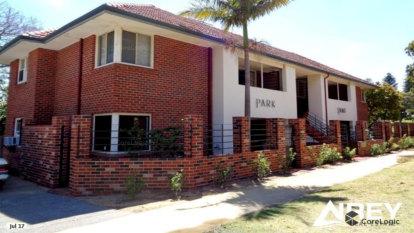 Claremont neighbours' spat over noisy floor tiles ends up in court