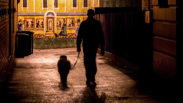 Some readers would like to walk their dog after 8pm when the kids are in bed.