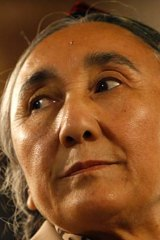 Uighur Leader Rebiya Kadeer