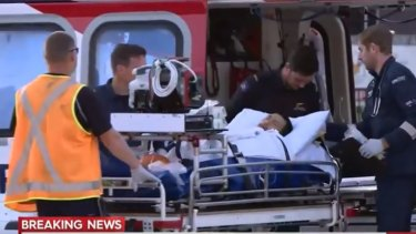 A man was shot by police in north Queensland after a police incident.